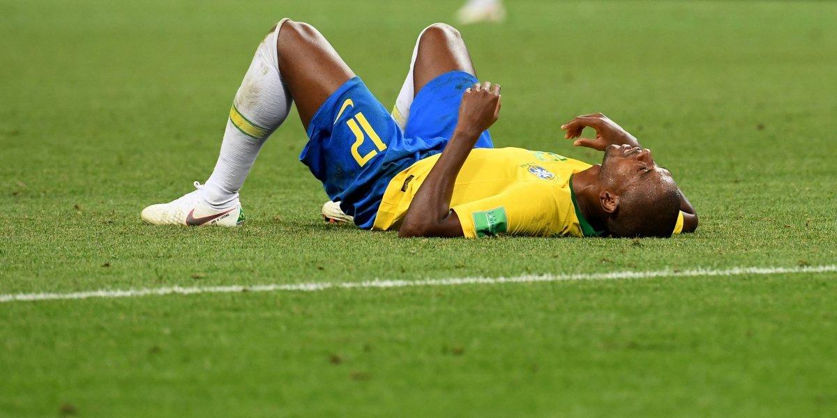 Fernandinho revive el infierno de hace cuatro años