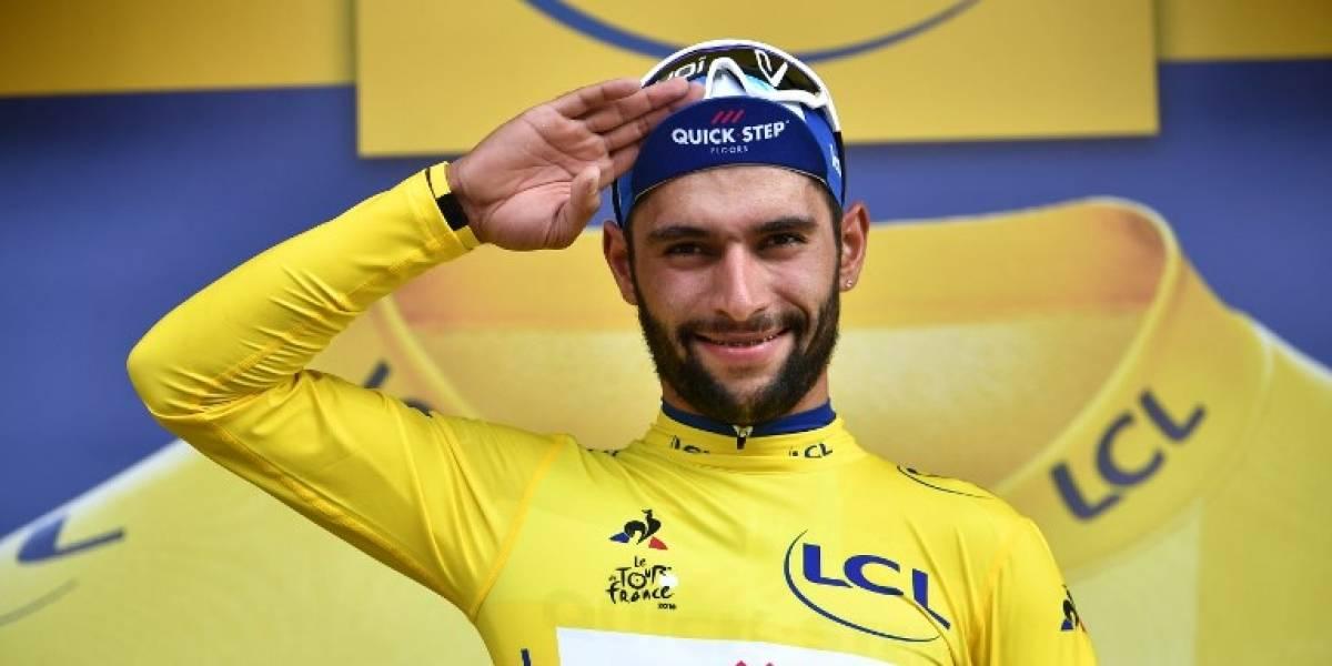 Colombiano Fernando Gaviria gana la primera etapa del Tour de Francia 2018