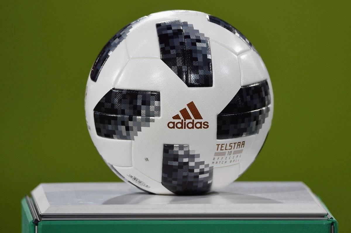 Telstar 18, balón oficial de Rusia 2018