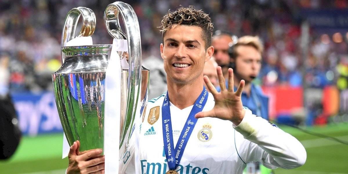 """Cristiano Ronaldo vuelve a """"tocarle la oreja"""" a Messi: """"Gané la Champions con clubes diferentes"""""""