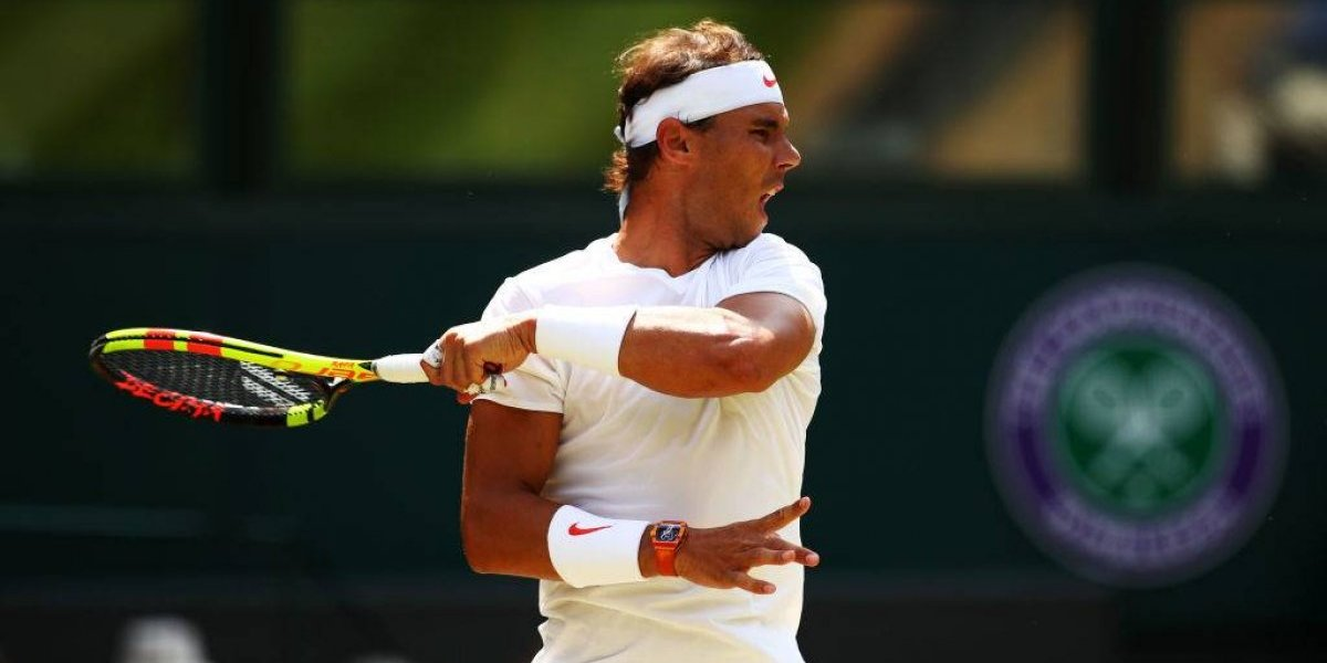 No importa Federer: Nadal se asegura el Nº1 tras pasar a octavos de Wimbledon