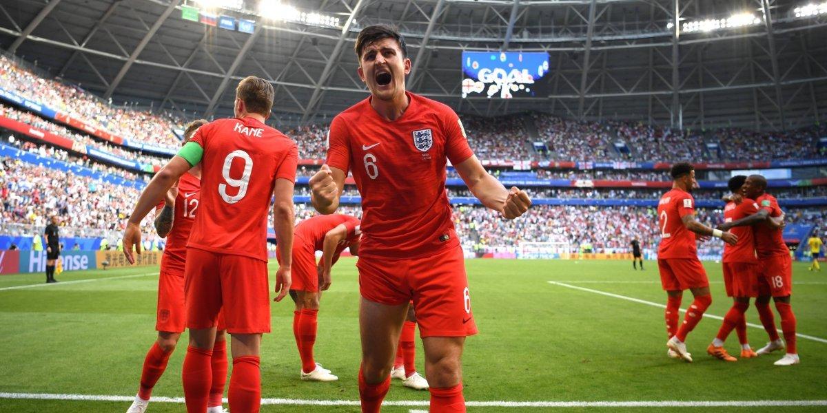 Inglaterra derrotó a Suecia y es semifinalista del Mundial tras 28 años