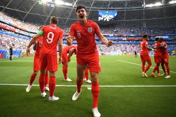 Inglaterra - Rusia 2018