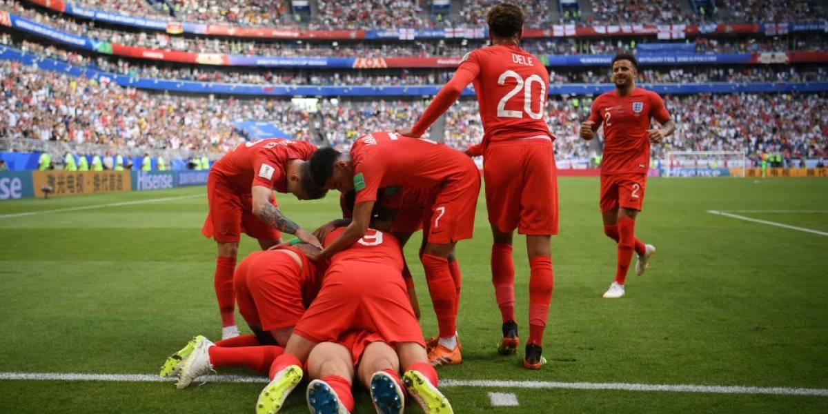 El fútbol está volviendo a casa: Inglaterra derrotó a Suecia y es semifinalista del Mundial tras 28 años
