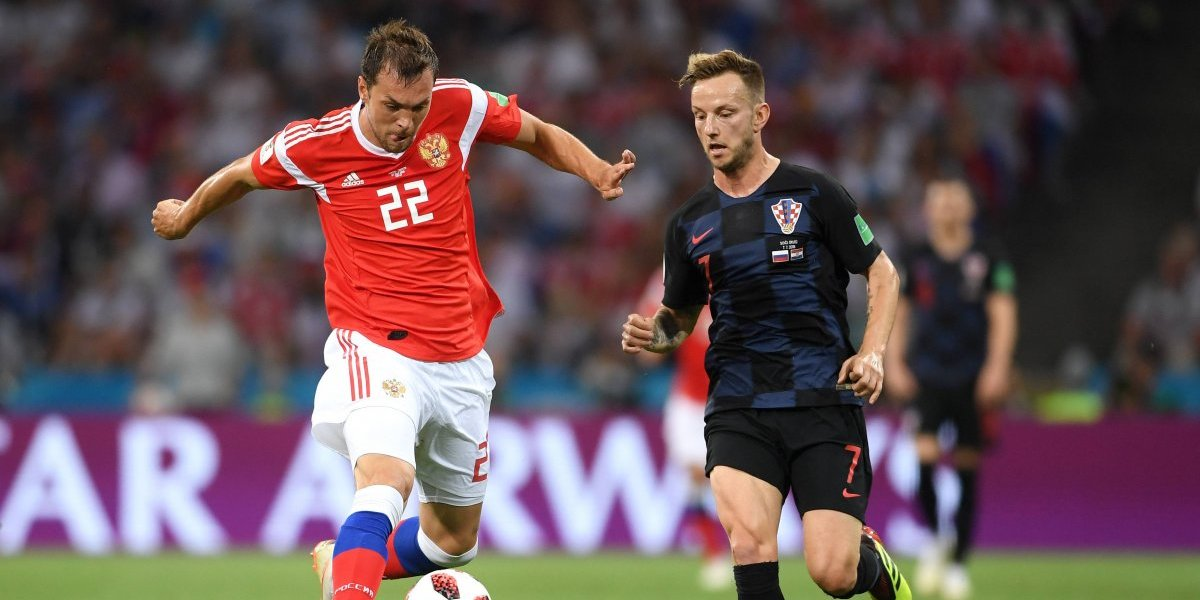 Así vivimos la emotiva clasificación de Croacia a semifinales del Mundial de Rusia 2018