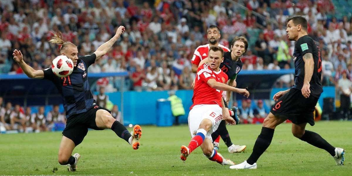 Copa do Mundo: onde assistir online Inglaterra x Croácia