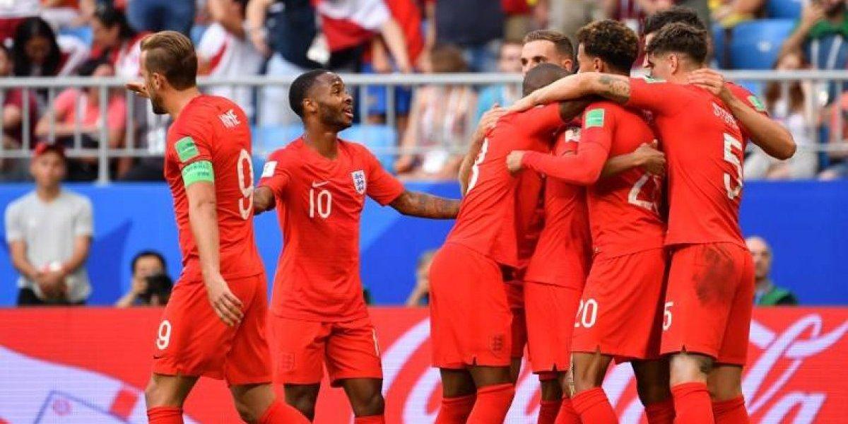 """Los """"tres leones"""" rugen contra Suecia y meten a Inglaterra a semifinales"""