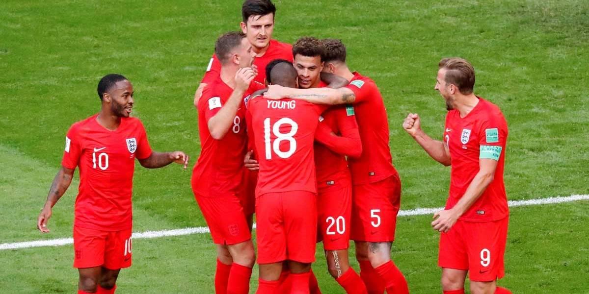 Inglaterra vence a Suécia e garante vaga nas semifinais