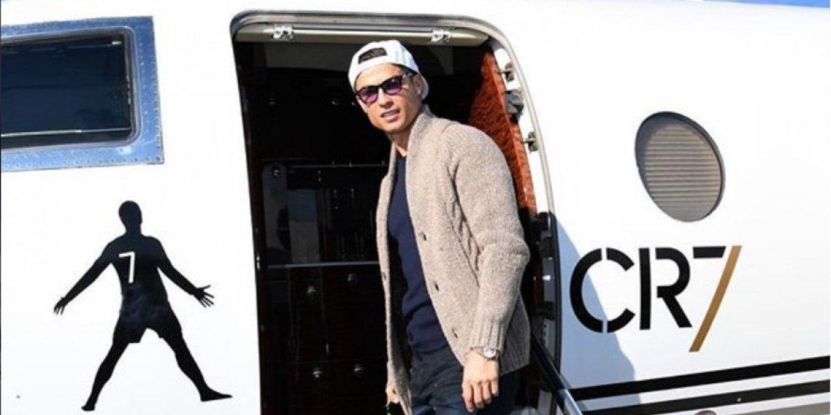 Medios italianos ponen fecha de llegada de Cristiano Ronaldo a Turín