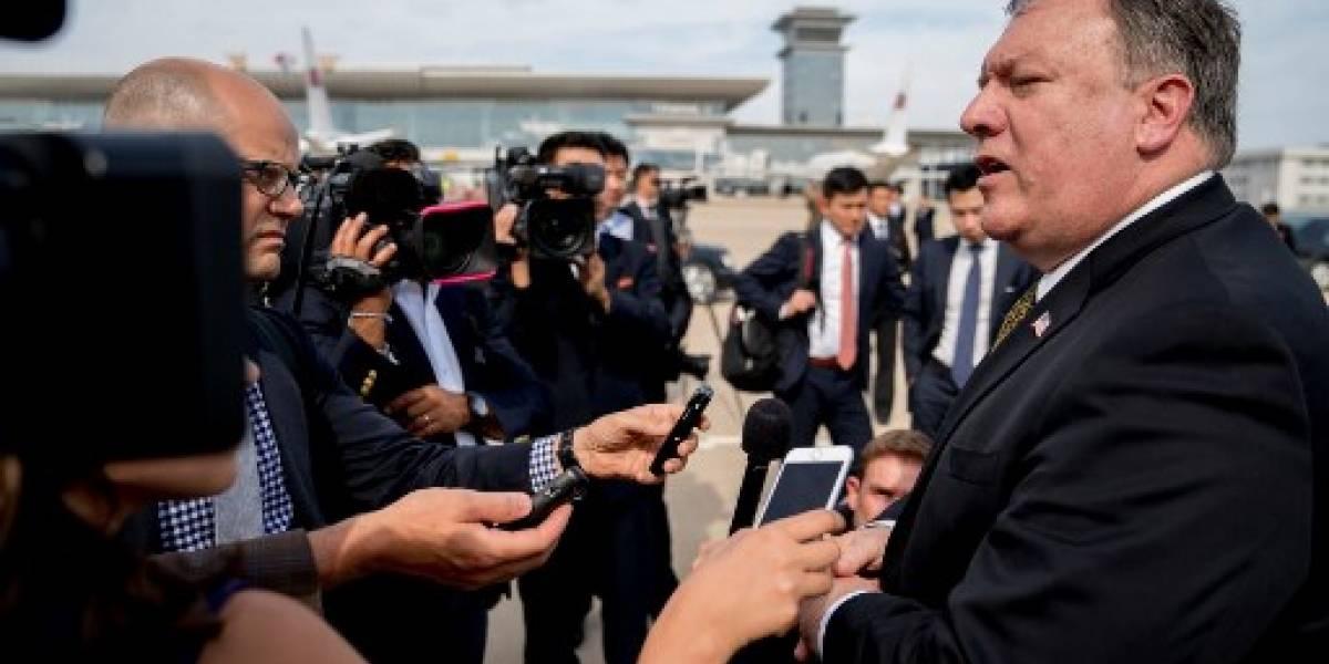 """Corea del Norte califica de """"lamentable"""" actitud de EE.UU. en la mesa de negociación"""