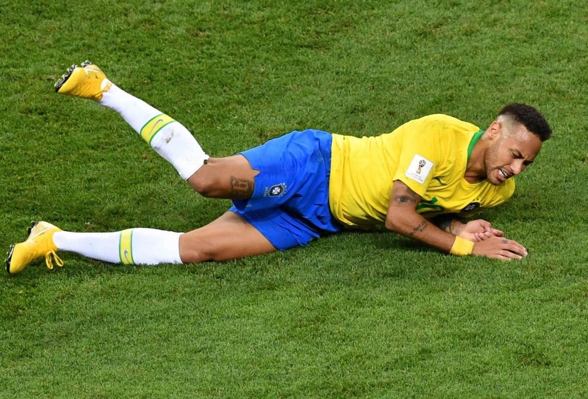 Neymar tuvo otro protagonismo