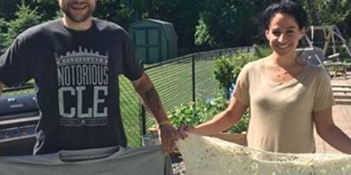 Esta pareja perdieron juntos 272 kilos siguiendo esta estricta dieta ¡increíble!