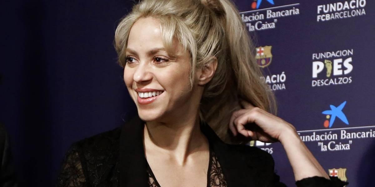 VIDEO. Shakira visita el pueblo de su abuela paterna en Líbano