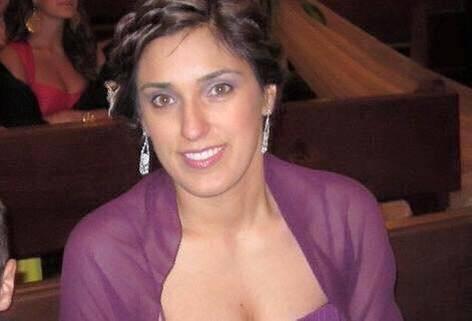 Cristina Siekavizza. Foto: Voces por Cristina