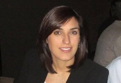 Cristina Siekavizza. Foto: Voces por Crisina