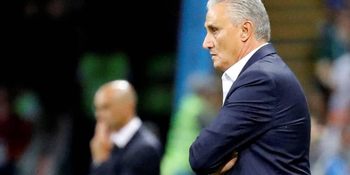 Para CBF, Tite continua no cargo de técnico da Seleção