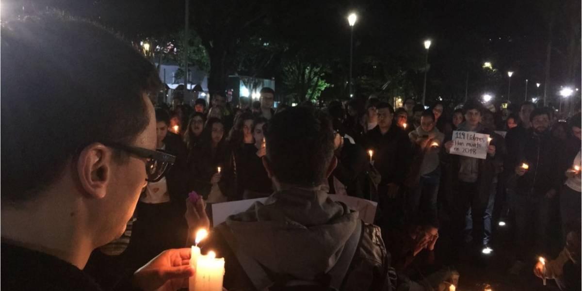 En plena velatón, amenazan por teléfono a líder social de Mocoa