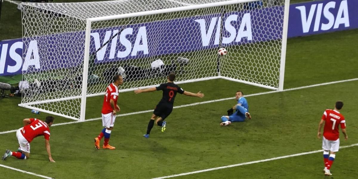 Rusia vs Croacia: Nuevamente por penales Croacia avanza a semifinal