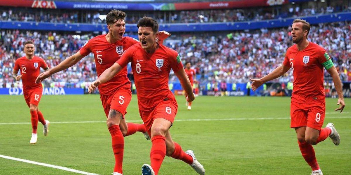 Futbol inglés acapara las semifinales de Rusia 2018