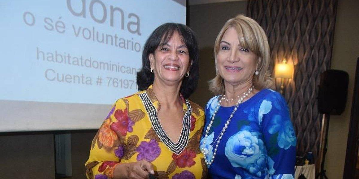 Hábitat dominicana realiza bingo benéfico
