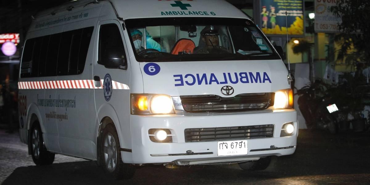 Tailandia interrumpe hasta el lunes las tareas de rescate de los atrapados