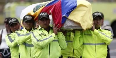 Familiares despiden a Óscar Villacís y Katty Velasco en Santo Domingo