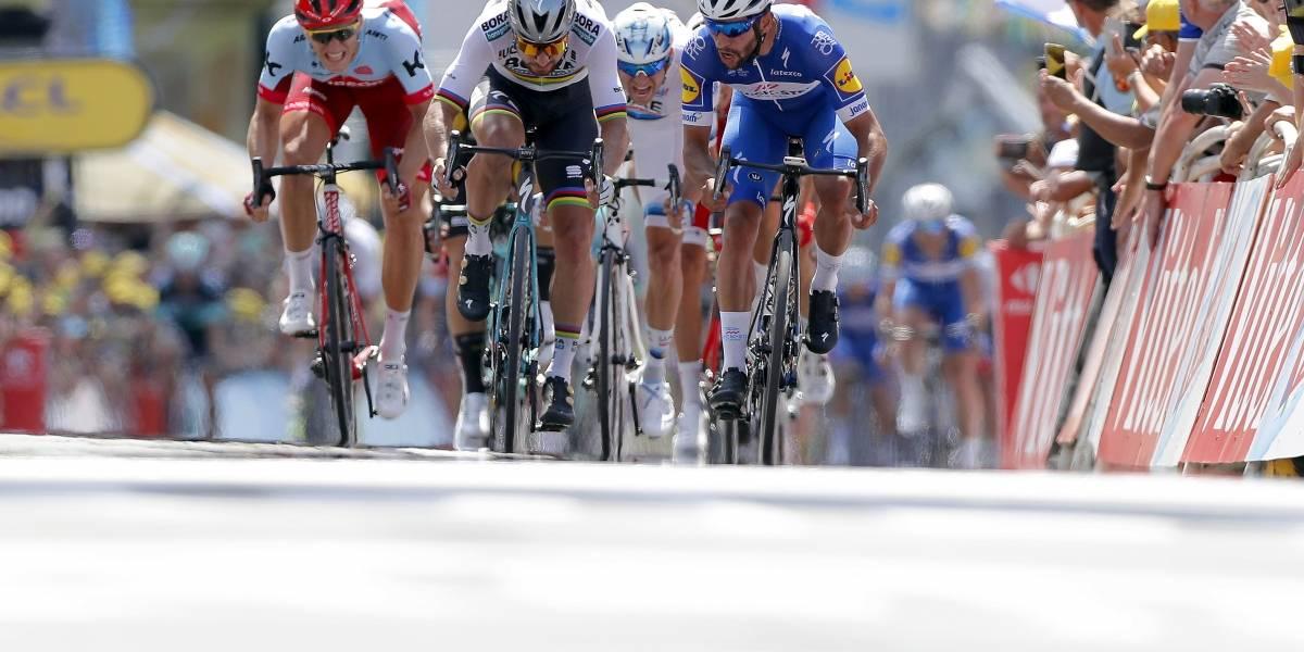 En vivo la etapa 2 del Tour de Francia: Fernando Gaviria inicia la defensa de la amarilla