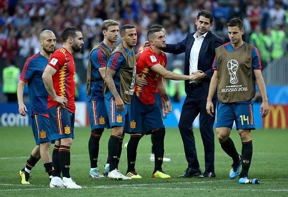 Hierro se va de la selección española y ya suenan candidatos al reemplazo