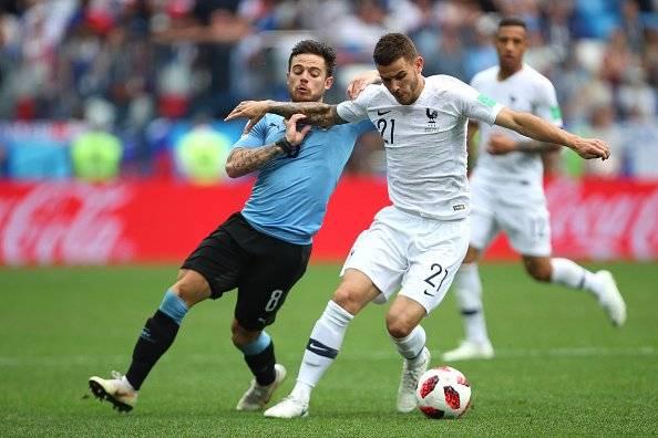 Rusia 2018: El comentario del jugador francés sobre Messi que causó risas Getty Images
