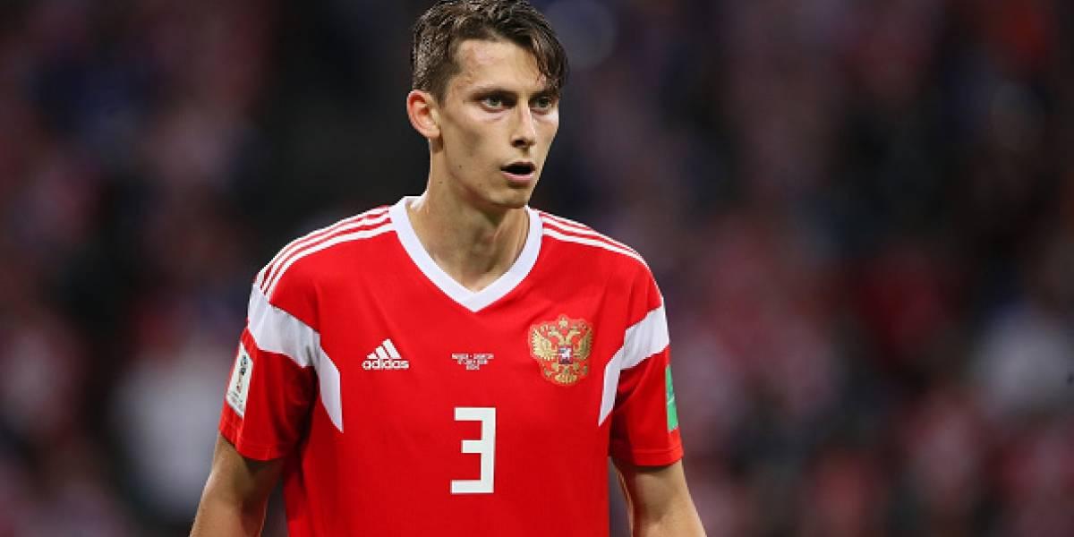 Rusia 2018: Así quedó el pie del jugador ruso tras el partido ante Croacia (FUERTES IMÁGENES)
