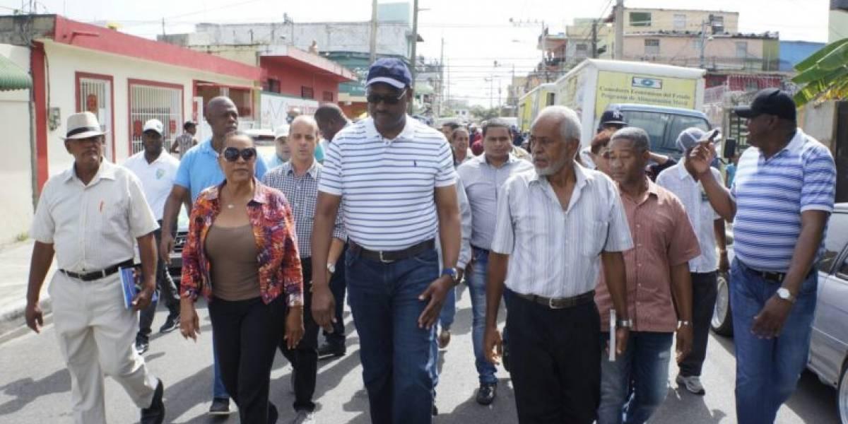 Alcaldía de SDE realiza jornada comunitaria en Los Mina Centro