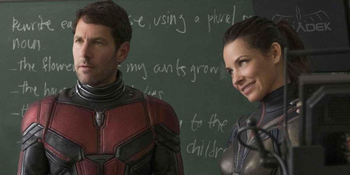Ant-Man and The Wasp crecen en la taquilla