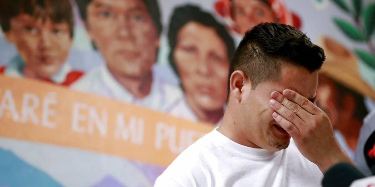 Inhumano: Niño de un año tuvo que declarar en corte de inmigración de Estados Unidos
