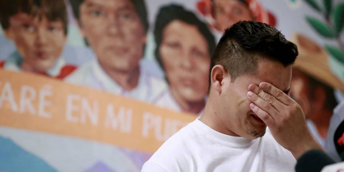 Niño de 1 año comparece ante corte de inmigración