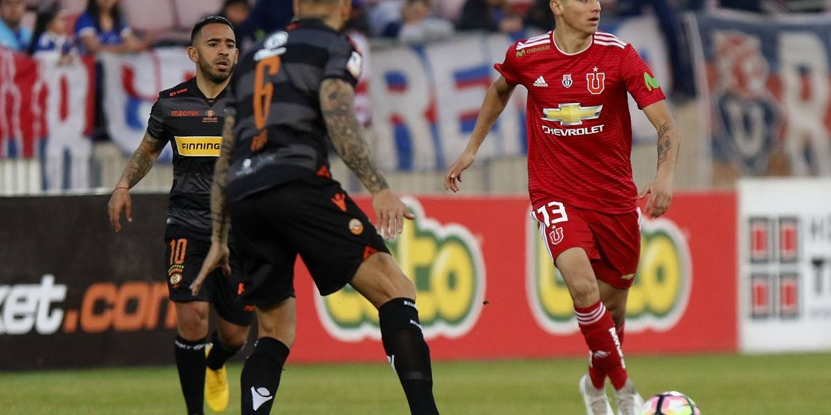 Los resultados de los partidos de ida de los cuartos de final de la Copa Chile