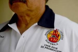 Bomberos Voluntarios en Mixco