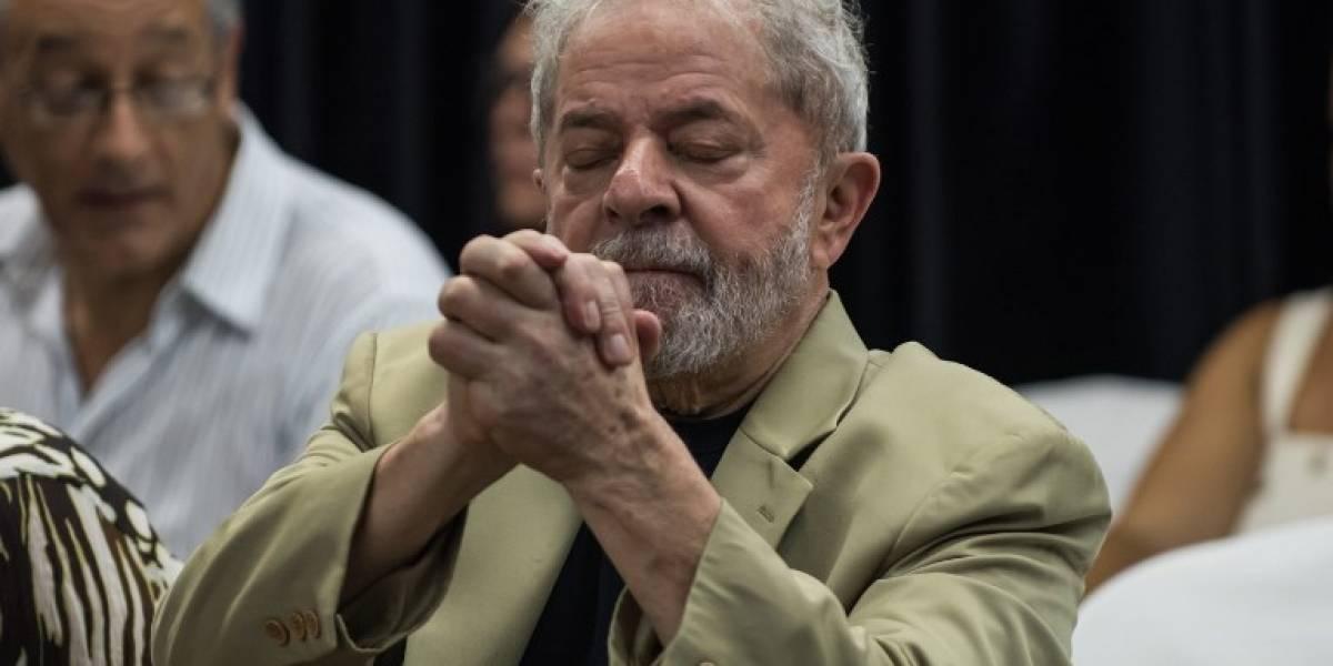 Juez rechaza recurso de Lula contra invalidación de su candidatura
