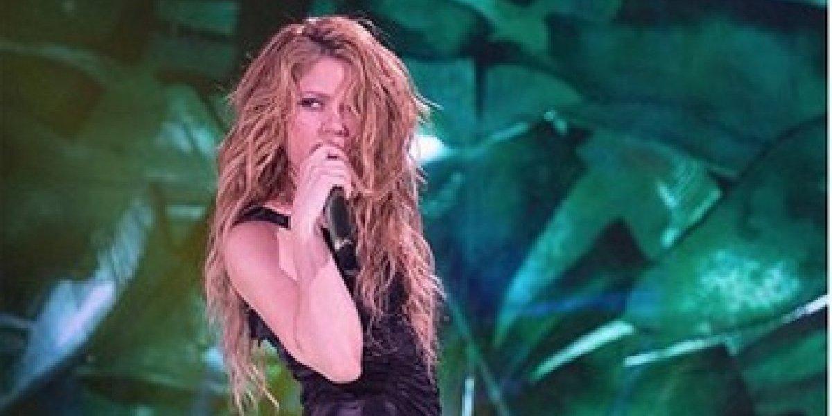Shakira disuelve los rumores en Barcelona