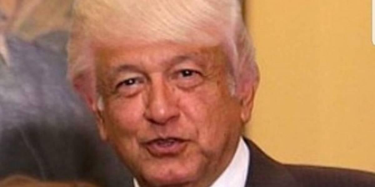 """México: Donald Trump apoda """"Juan Trump"""" a AMLO... y bueno, ¡memes!"""