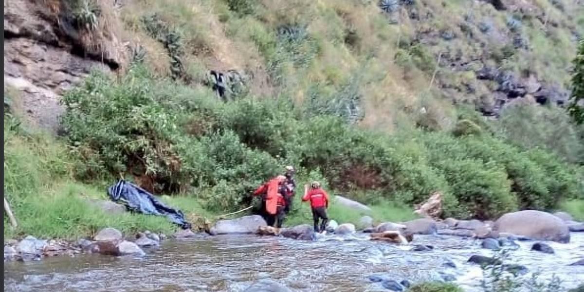 Rutas alternas tras cierre en el Puente del Chiche por extracción de persona fallecida
