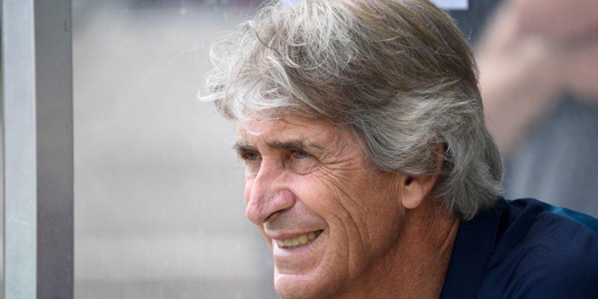 Tropiezo: El West Ham de Pellegrini cayó en su primer amistoso de pretemporada