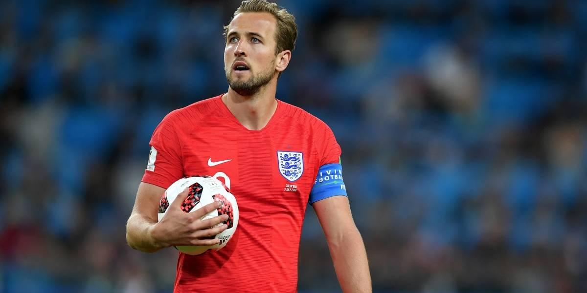 Inglaterra perdería a Harry Kane para las semifinales del Mundial