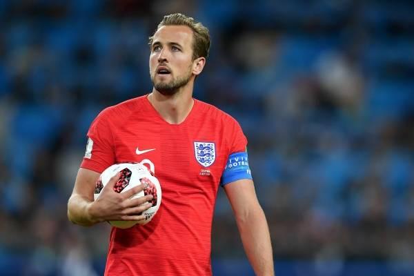 Harry Kane podría perderse la semifinal contra Croacia