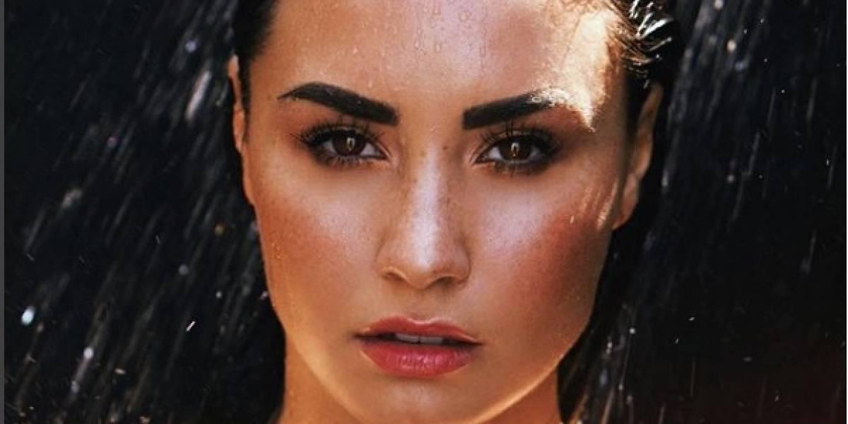 FOTOS: Demi Lovato escandaliza las redes con su sensualidad