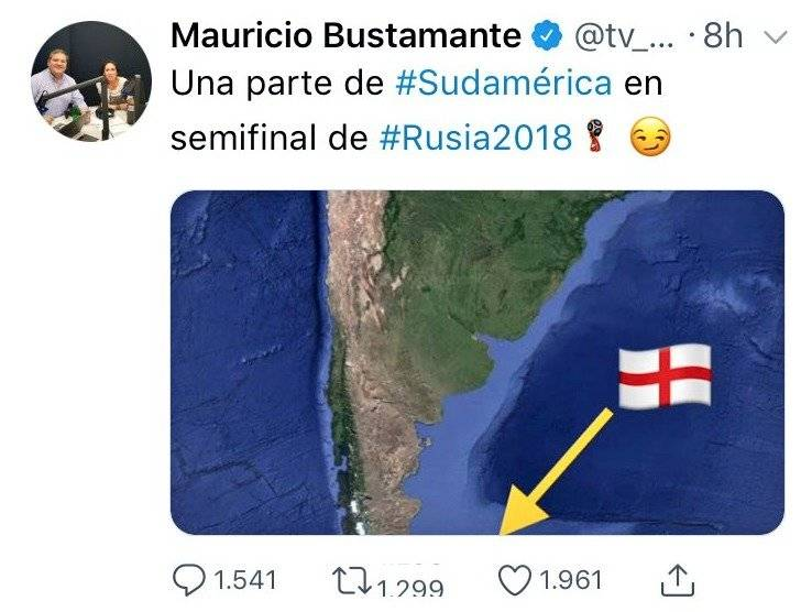 Mauricio Bustamante meme