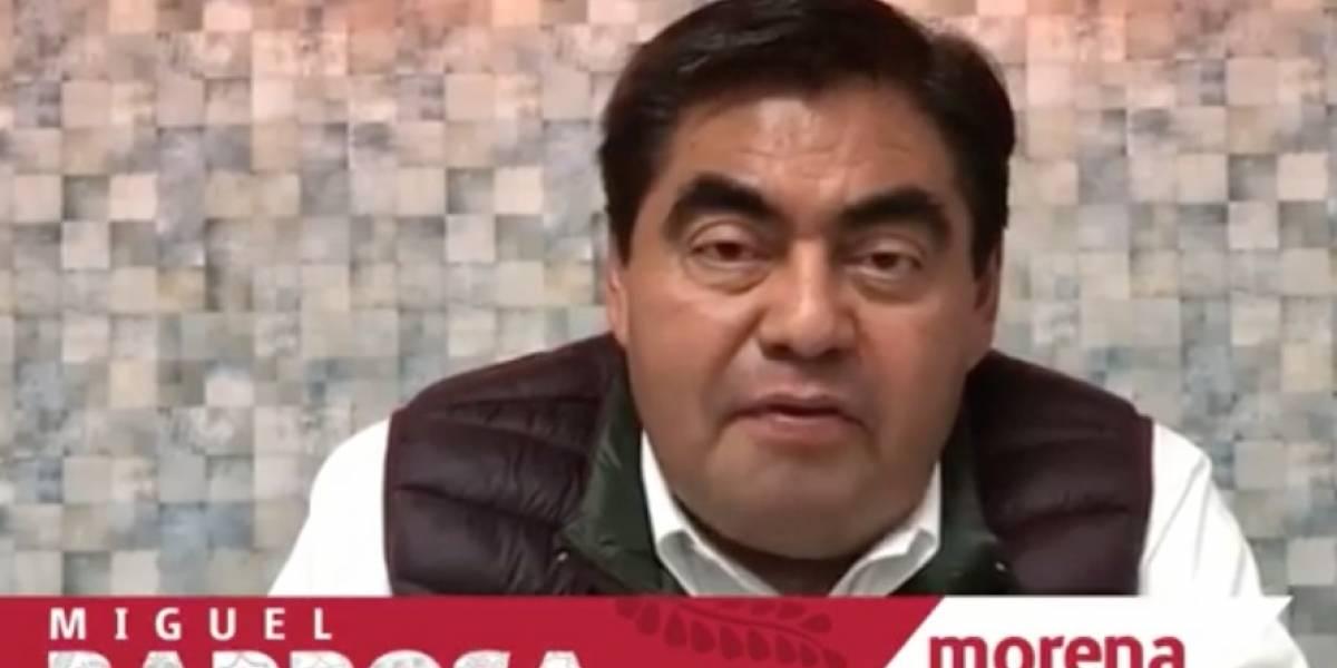 Barbosa buscará, ahora sí, la nulidad de elecciones en Puebla
