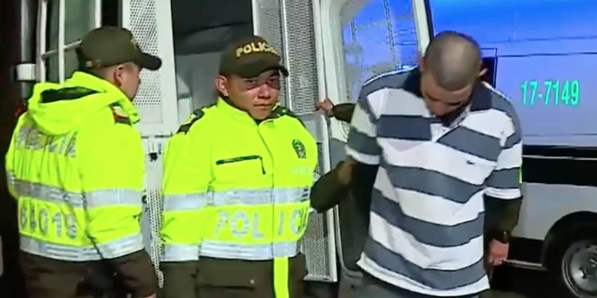 Esmad salvó a ladrón de motos que iba a ser linchado en Bogotá
