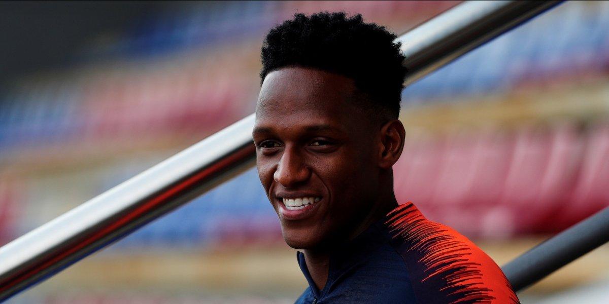 La nefasta razón por la que Yerry Mina no llegó al Manchester United