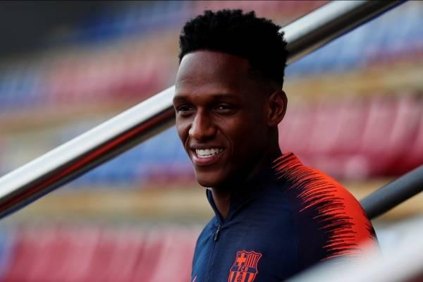 Yerry Mina será nuevo jugador del Everton