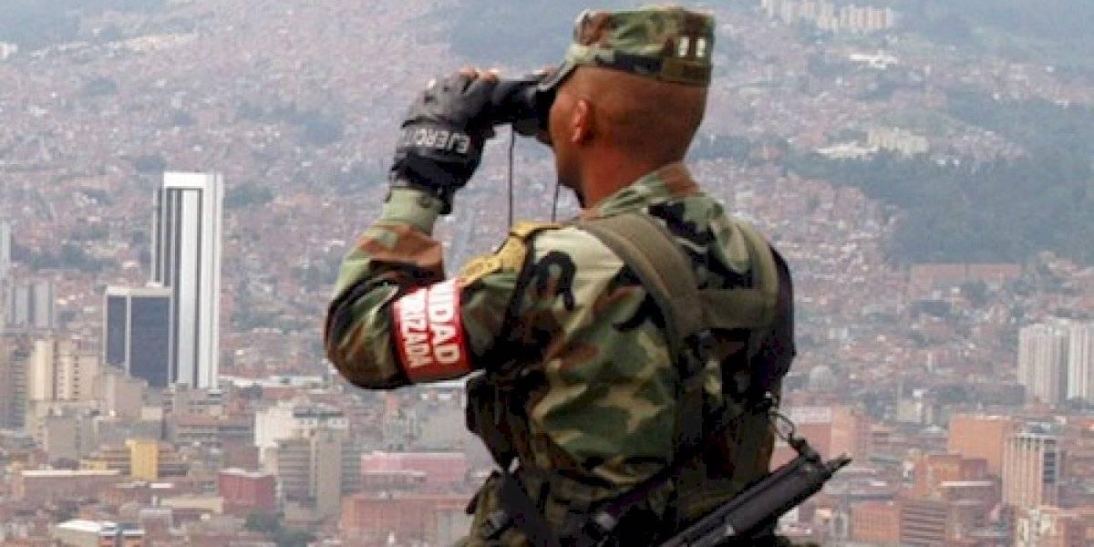 Muere un soldado en ataque aparentemente perpetrado por el ELN